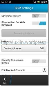 BBM for Android: Fitur dan Kesan Pertama Menggunakannya