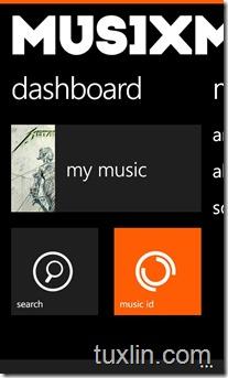 MusixMatch Windows Phone_02