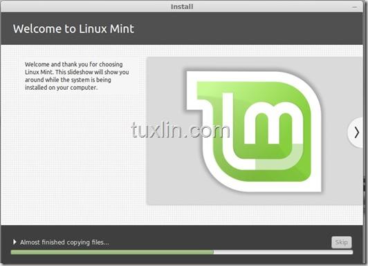 Install Linux Mint 17 Qiana Tuxlin_12