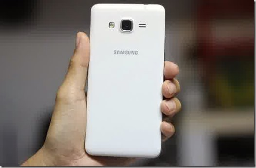 Samsung Galaxy Grand Prime back