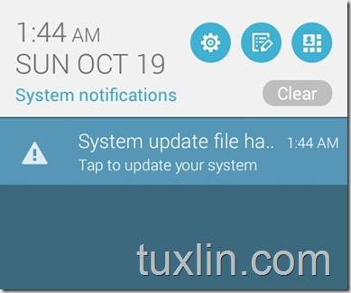 Update Android KitKat Zenfone 4_05