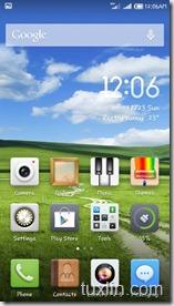 Screenshot Xiaomi Redmi Note Tuxlin Blog24