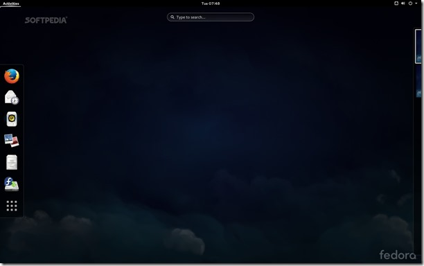 Fedora 21 Linux