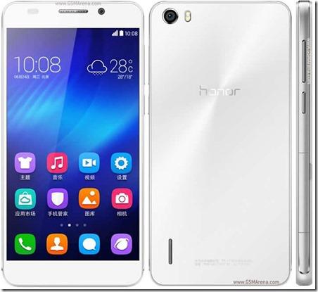 Huawei Honor 6 White