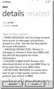 Review BBM 2.0 for Windows Phone Tuxlin Blog02