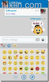 Review BBM 2.0 for Windows Phone Tuxlin Blog07