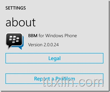 Review BBM 2.0 for Windows Phone Tuxlin Blog12