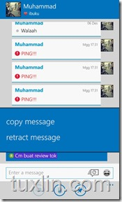 Review BBM 2.0 for Windows Phone Tuxlin Blog16