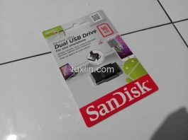 Review Sandisk Dual USB Drive