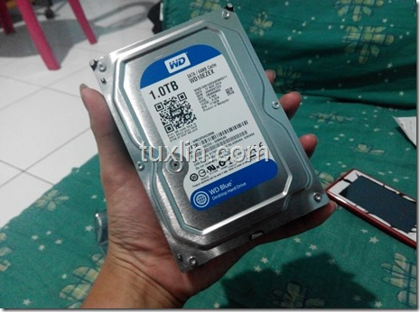 Review Hard Disk WD Blue WD10EZEX Tuxlin Blog02