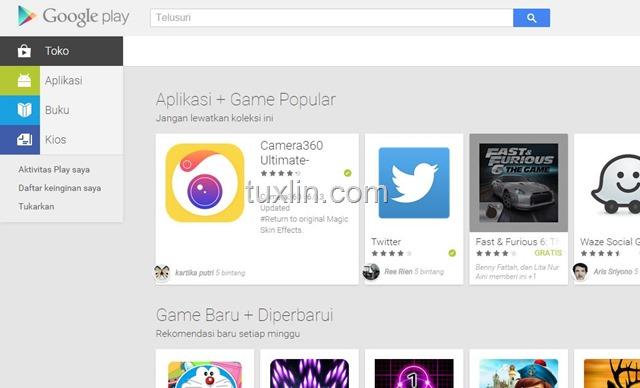Cara Membeli Aplikasi di Google Play Store