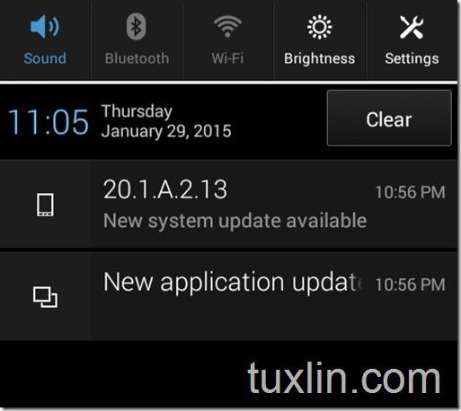 Screenshot Sony Xperia E1 Tuxlin Blog03