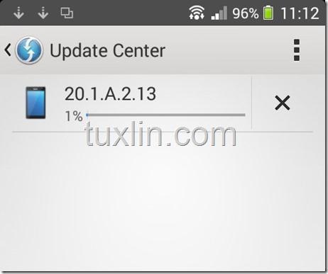 Screenshot Sony Xperia E1 Tuxlin Blog06