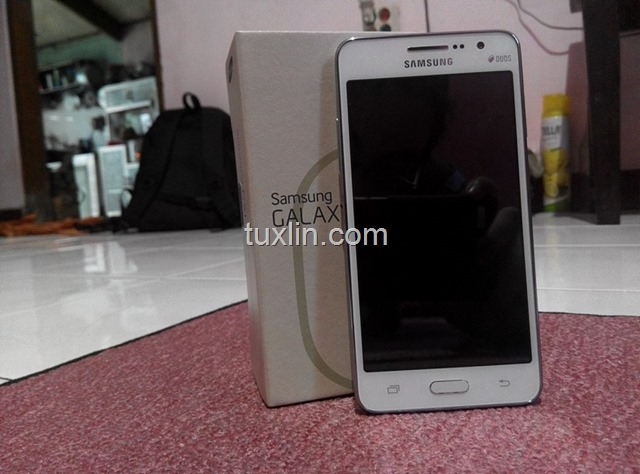 Review Samsung Galaxy Grand Prime