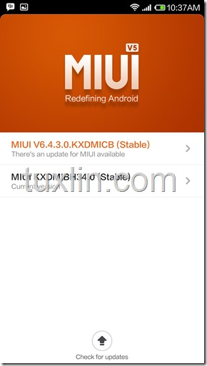 Cara Update MIUI v6 Xiaomi Mi3  Tuxlin Blog02