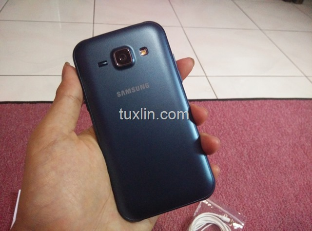 Review Kamera Samsung Galaxy J1