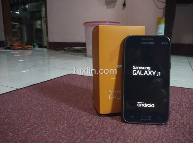 Review Samsung Galaxy J1