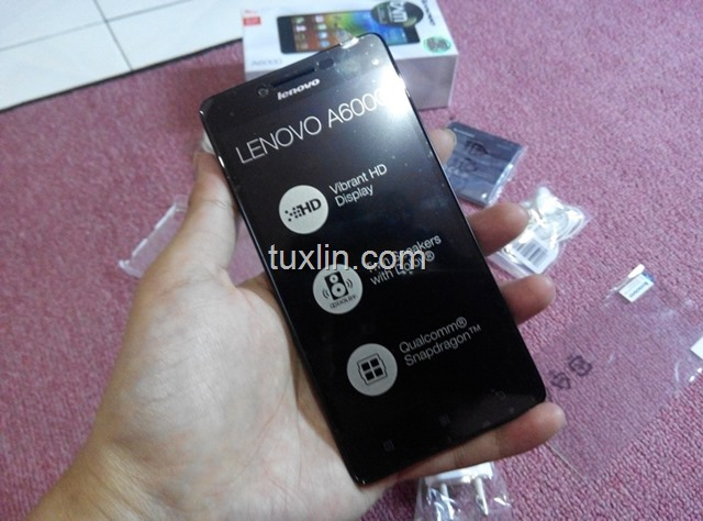 Review Lenovo A6000