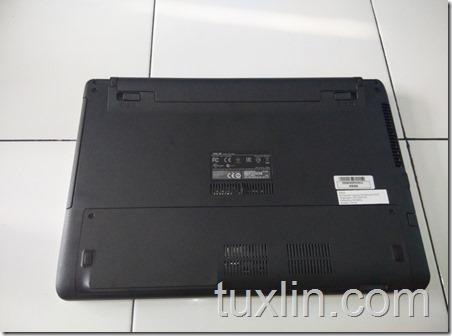 Asus X452EA-VX086D AMD E-2 3800 quad-core Tuxlin Blog11