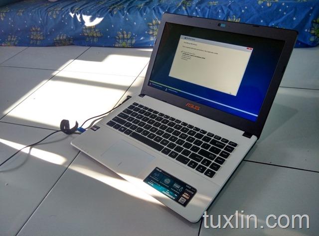Review Asus X452EA-VX086D