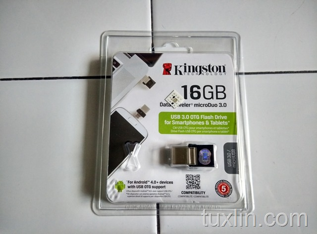 Kingston MicroDuo 3.0 16GB