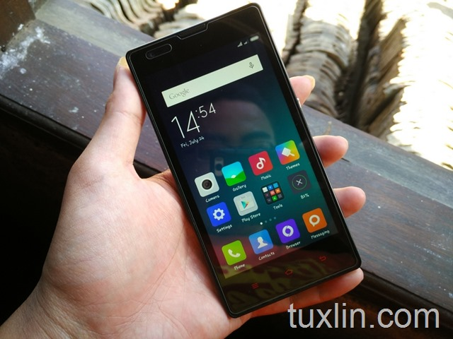 Cara Update MIUI v6 Android 4.4 KitKat di Xiaomi Redmi 1S