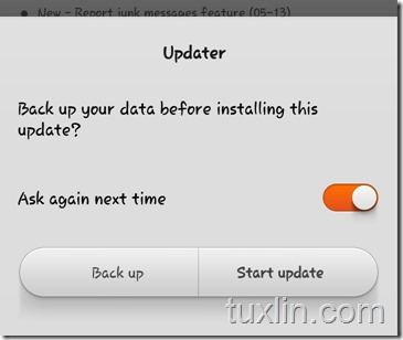 Screenshots update MIUI v6 Android KitKat Redmi 1S Tuxlin Blog04