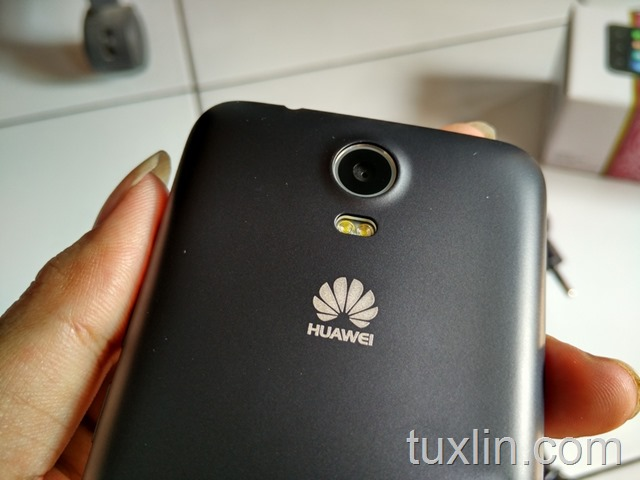 Review Kamera Huawei Y3 Batik