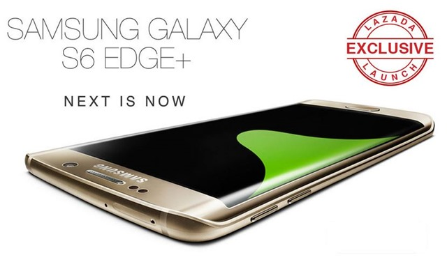 Samsung Galaxy S6 Edge Plus Lazada