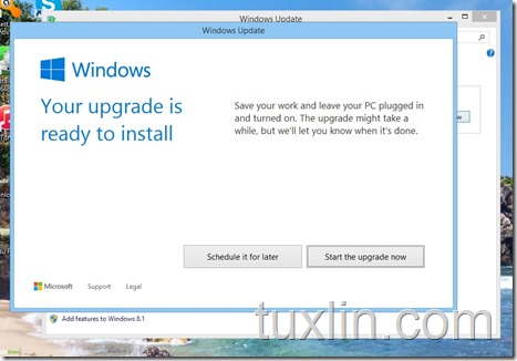 Screenshots Upgrade Windows 10 Tuxlin Blog08