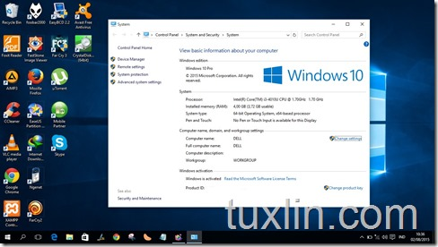 Screenshots Upgrade Windows 10 Tuxlin Blog09