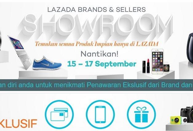 Lazada Showroom