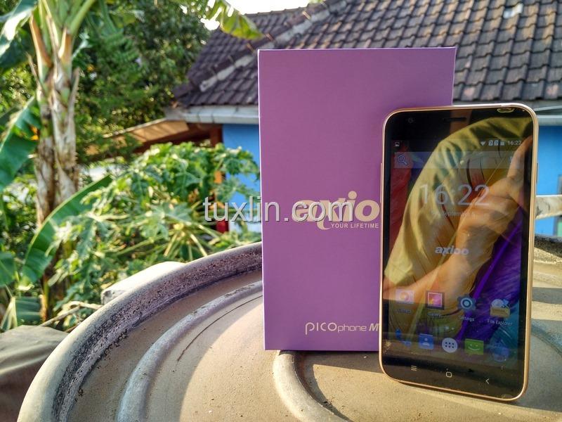 Review Axioo Picophone M4P