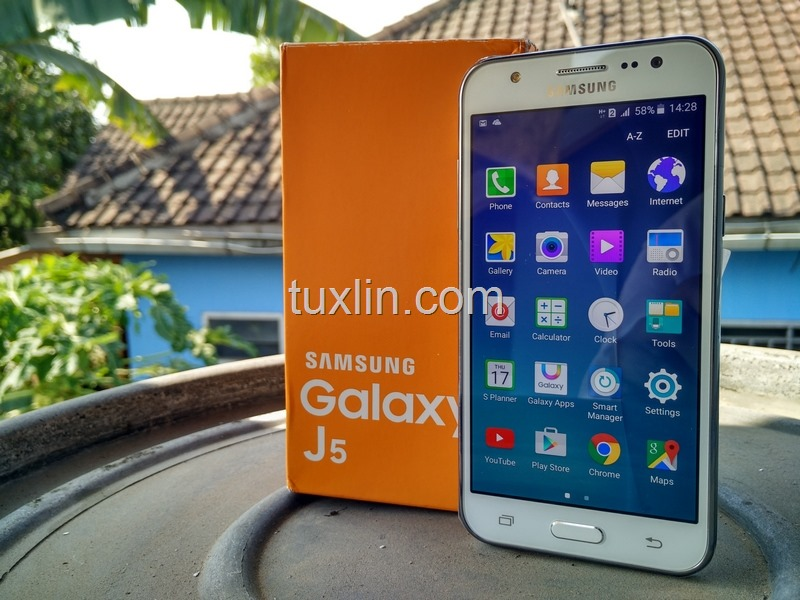 Review Samsung Galaxy J5