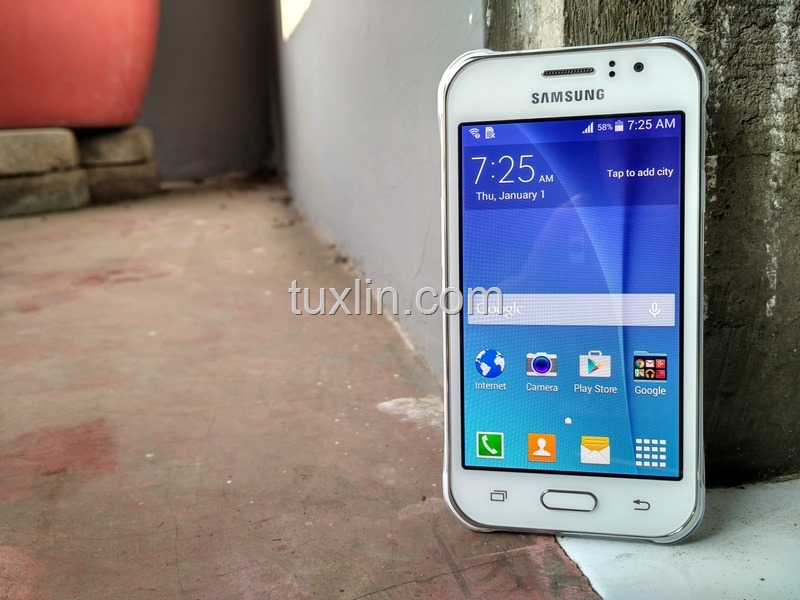 Review Samsung Galaxy J1 Ace