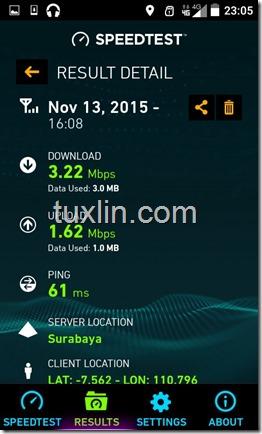 Stasiun Purwosari Jaringan 4G LTE Smartfren