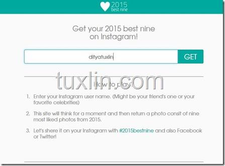 Cara Buat 2015 Best Nine