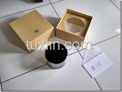 Paket Penjualan Xiaomi Bluetooth Speaker NDZ-03-GA
