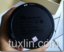 Desain Xiaomi Bluetooth Speaker NDZ-03-GA
