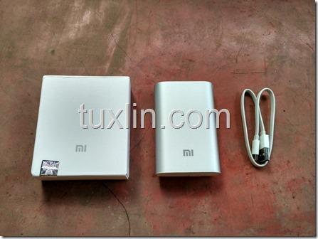 Paket Penjualan Power Bank Xiaomi 10000mAh