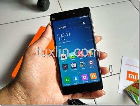 Preview Xiaomi Mi 4c 32GB