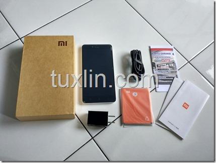 Paket Penjualan Xiaomi Redmi Note 2