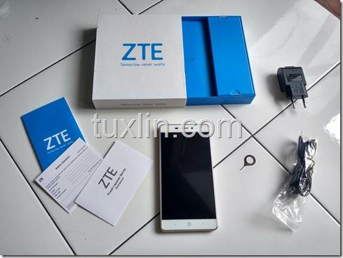Paket Penjualan ZTE Blade A711