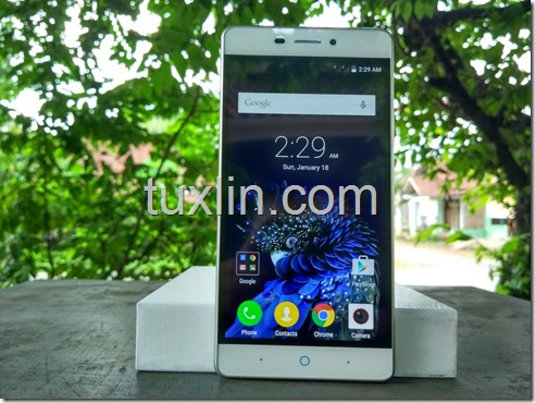 Review ZTE Blade A711