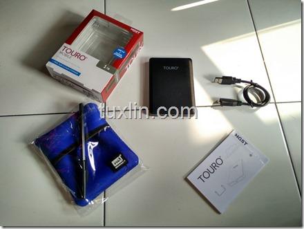 Paket Penjualan Hitachi Touro 1TB