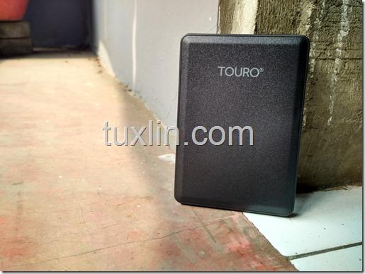 Review Hitachi Touro 1TB