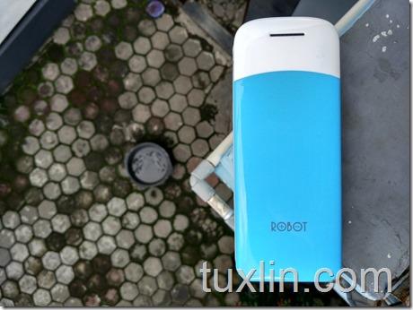 Review Power Bank Vivan Robot RT400 13200MAh