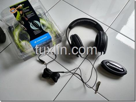 Paket Penjualan Sennheiser HD 202 II