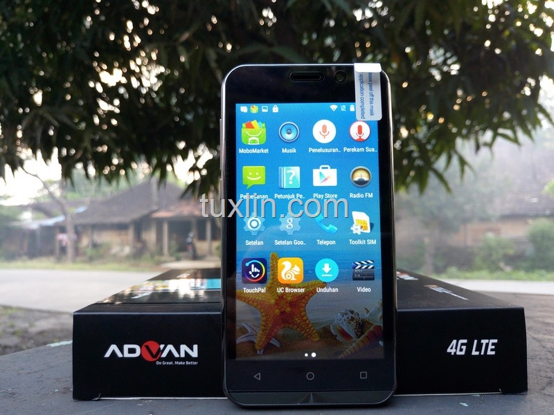 Review Advan i45
