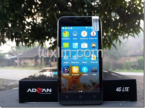 Review Advan i45